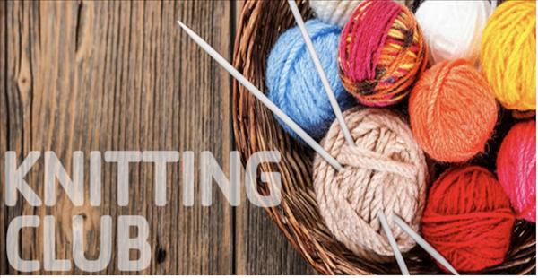 Knitting Club (Lake Bluff Public Library)
