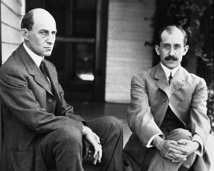 Wright Brothers, Wrong Story (Lake Bluff Public Library)