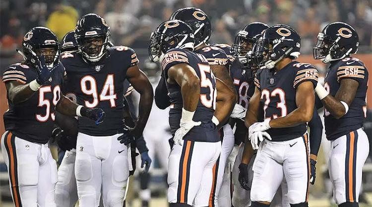 Return to Respectability: The 2018 Chicago Bears (Lake Bluff Public Library)