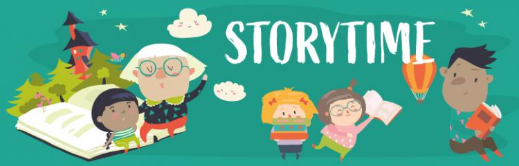 Storytime: Together Time (Lake Bluff Public Library)