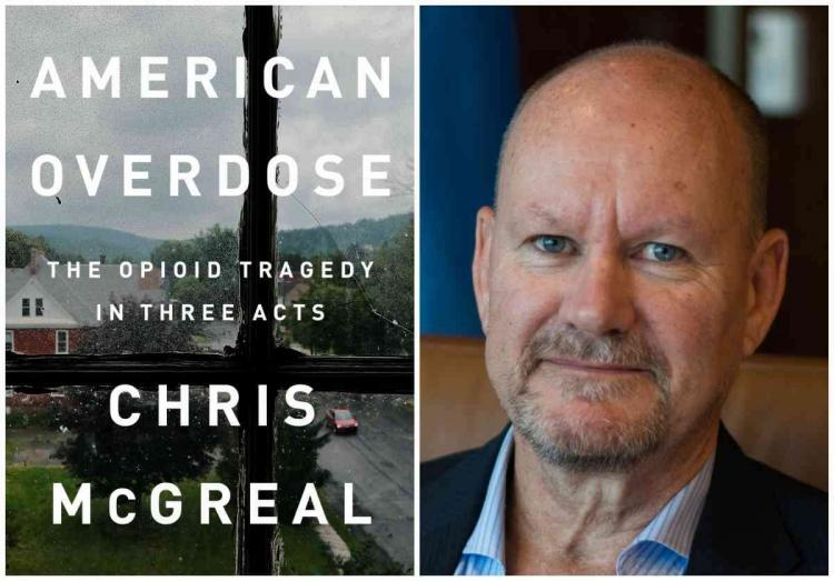 An Afternoon with Chris McGreal (Lake Bluff Public Library)