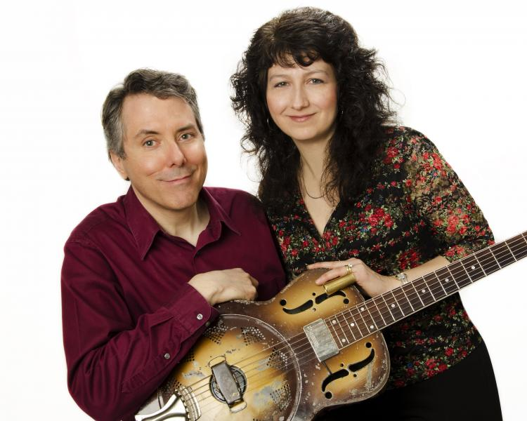 Blues Tradition with Harmony & Heart (Lake Bluff Public Library)