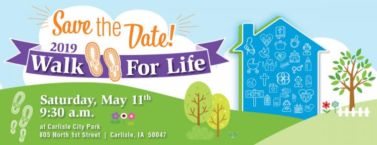 Walk For Life - Ruth Harbor Ministries