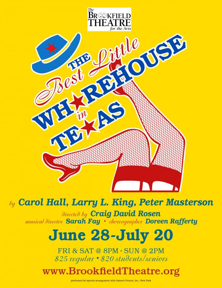 Musical Romp The Best Little Whorehouse In Texas