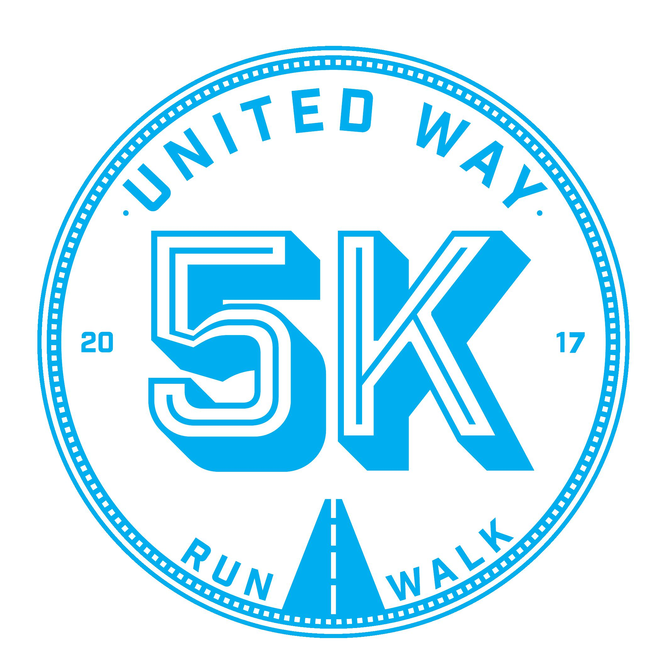 United Way 5K to Benefit United Way of Tri-County