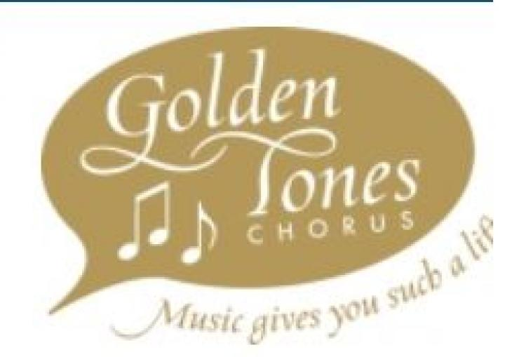 Golden Tones  Chorus & Natick High School Advanced Choir