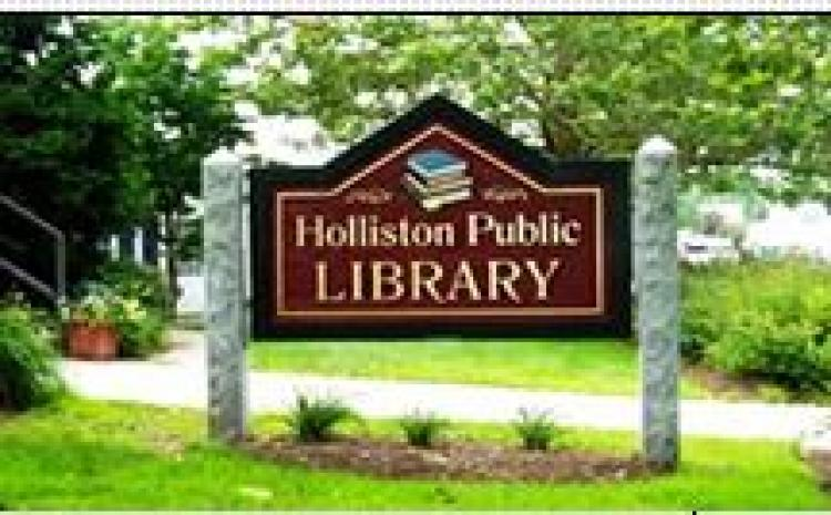Used Clothing Drive to benefit the Holliston Public Library