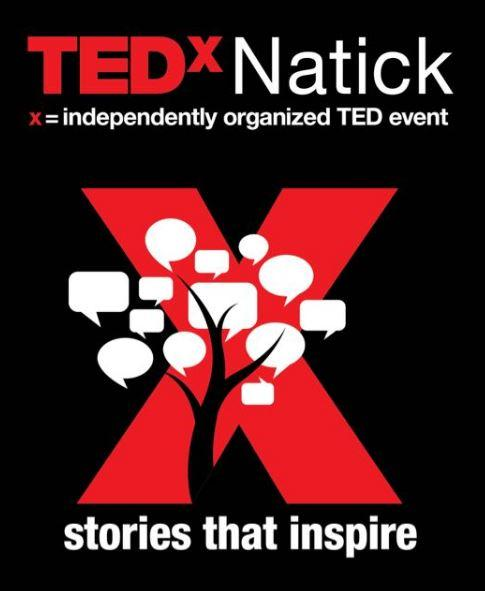 Save the date!  TEDxNatick - January 25