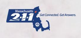 FIND HELP FAST - MASS211.ORG OR DIAL 211