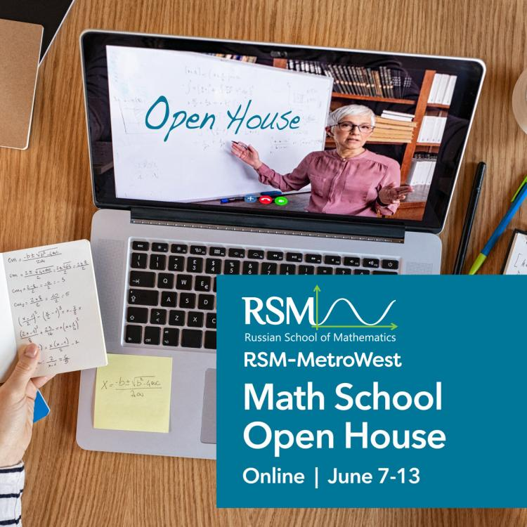 SIGN UP NOW! Spring Virtual Open Houses & Workshops @ RSM-MetroWest