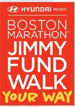 Jimmy Fund Walk Your Way October 4th