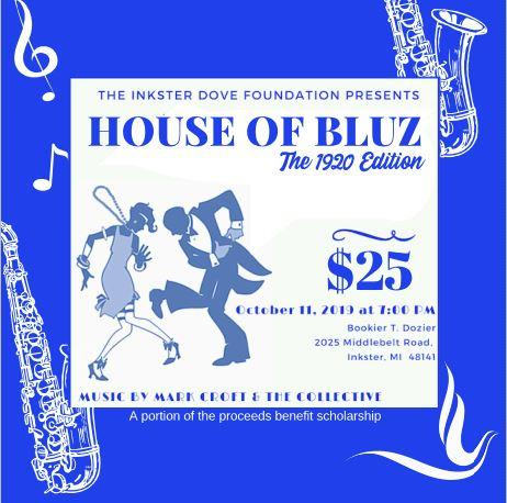 House of Bluz - The 1920 Edition