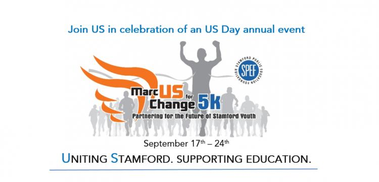 8th Annual MarcUS for Change 5K Walk & Run