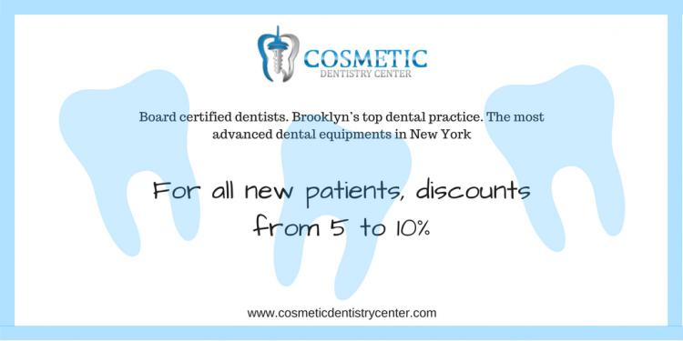Сonsultation on cosmetic dentistry