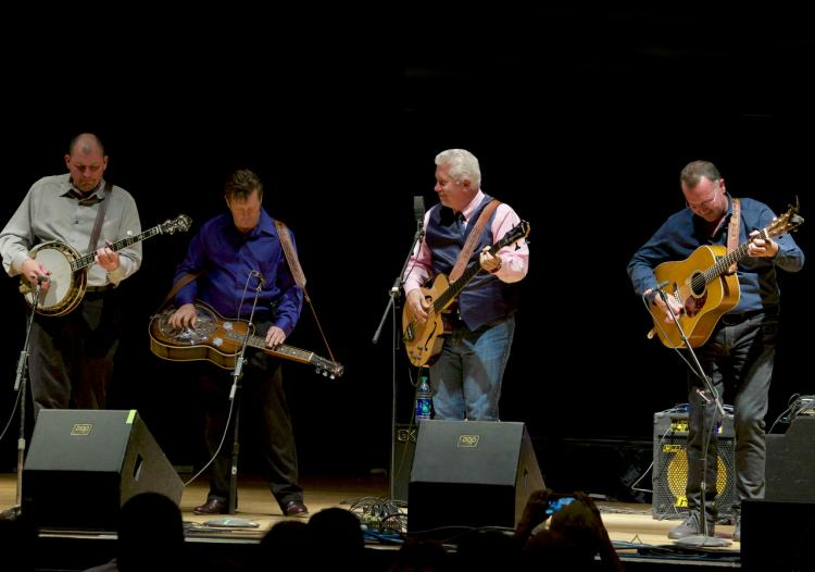 "Bluegrass Gospel Greats ""The Farm Hands"" come to Hanover!"