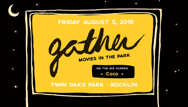 Gather: Movie in the Park