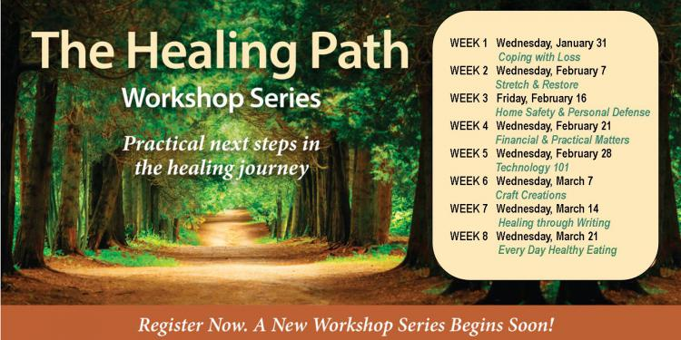 The Healing Path Workshop Series