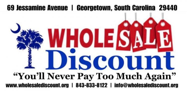 Ribbon Cutting: Wholesale Discount
