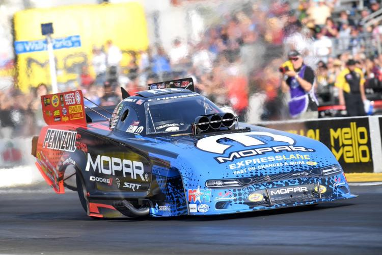 Ride with the Dodge Brand at NHRA Thunder Valley Nationals!