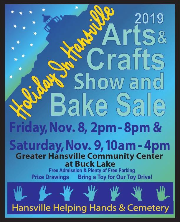 Holiday in Hansville Arts & Craft Show