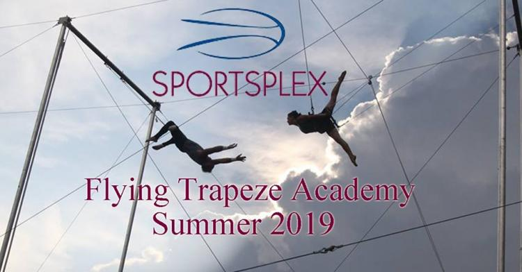Sportsplex Flying Trapeze