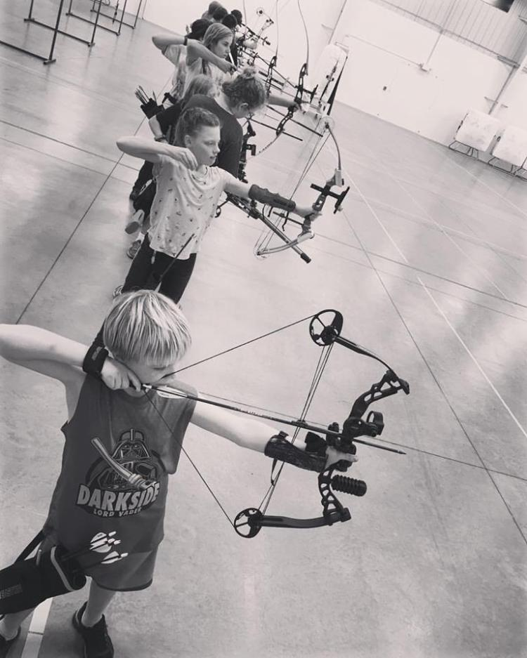 NFAA Compound Archery Adventure Day Camp