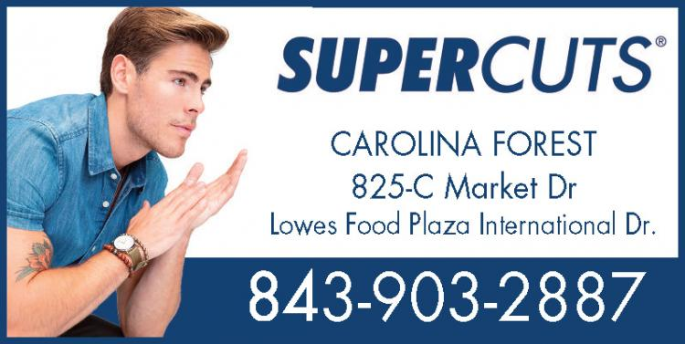 SUPERCUTS now Open near Lowe's Foods CF save $2 w/email sign up