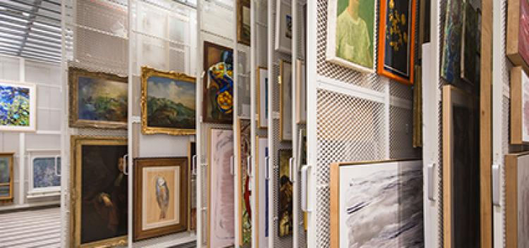 How to Build Your Art Collection with Roger Ogden