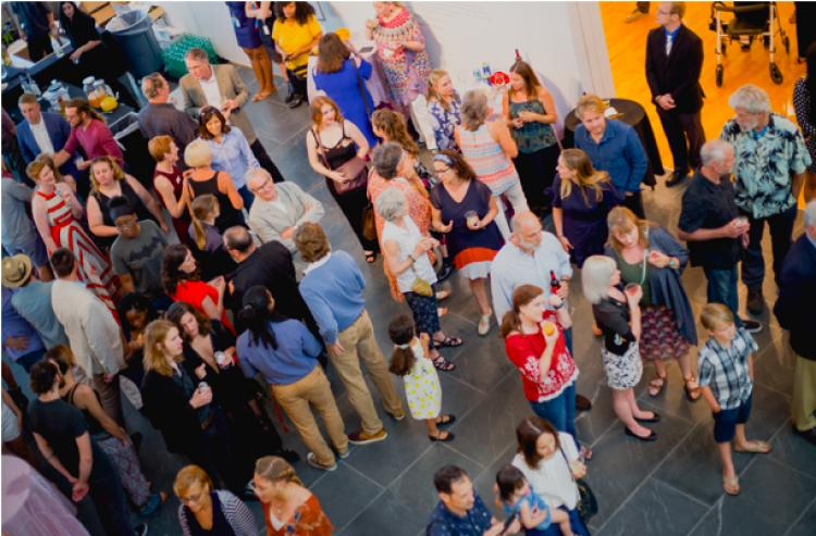 Fall Exhibition Opening Reception