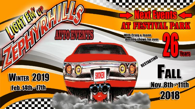 Zephyrhills Auto Events