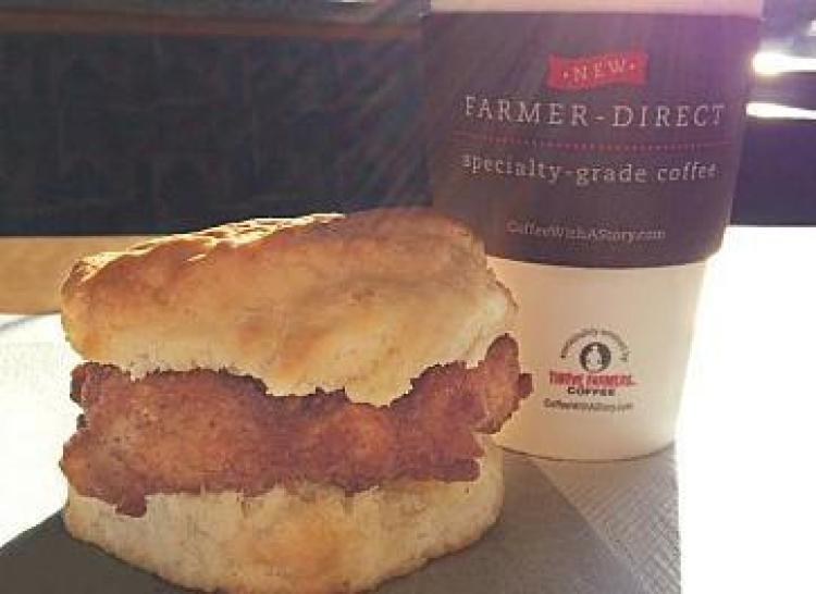 FREE Breakfast at Chick-fil-A Maple Grove