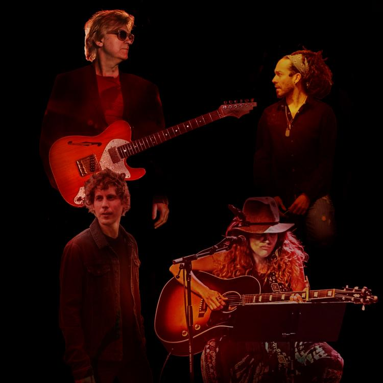 Four Songwriters in the Round
