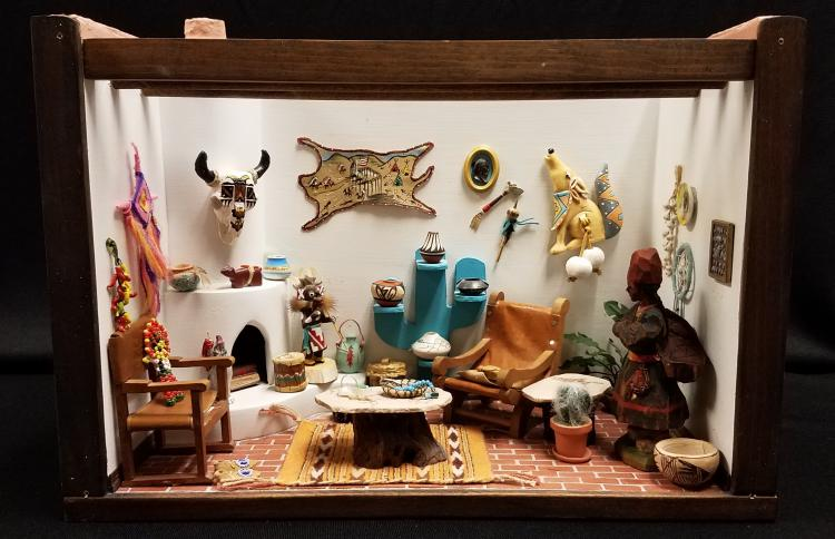 Exhibit: The American West in Miniature