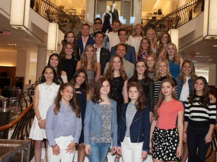 Breast Cancer Alliance Annual Junior Committee Fashion Show
