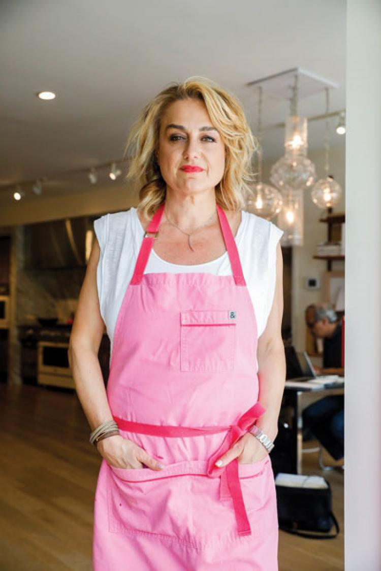 Spring Cooking Series at the Farmhouse Flavor-packed Power-Meals with Silvia Bal