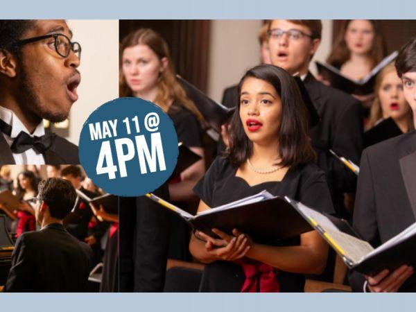 Westmont College Travel Choir and Chamber Singers Event