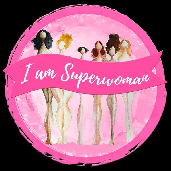 I Am Superwoman Mother's Appreciation Lunch
