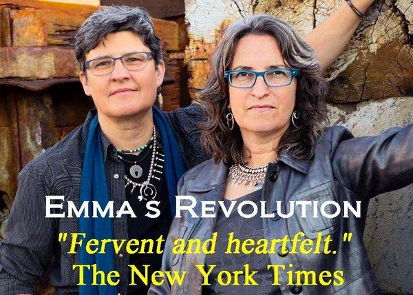 Emma's Revolution at Voices Cafe