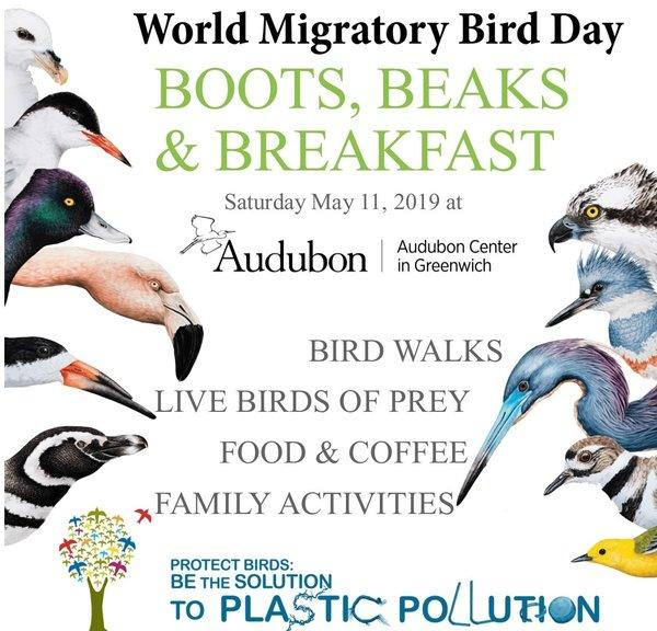 Boots, Beaks & Breakfast: A World Migratory Bird Day Celebration!