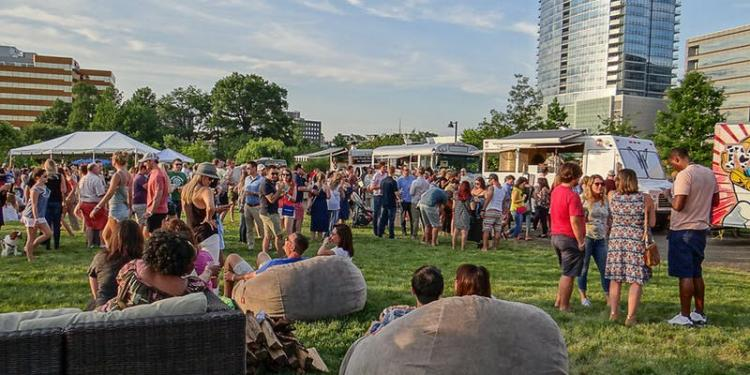 Pizza in The Park: Presented by Half Full Brewery
