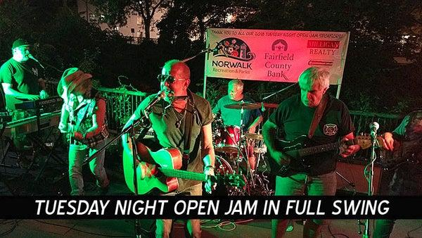 Tuesday Night Open Jam