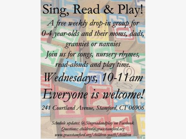 Sing, Read & Play!