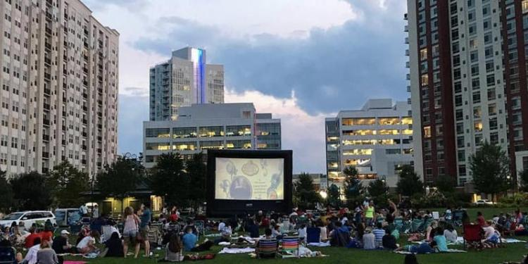 Movies in the Park: Dirty Dancing
