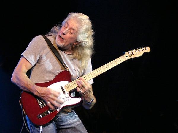 John Mayall on StageOne, FTC