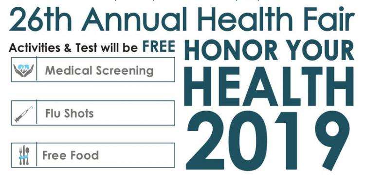 Honor Your Health 2019!