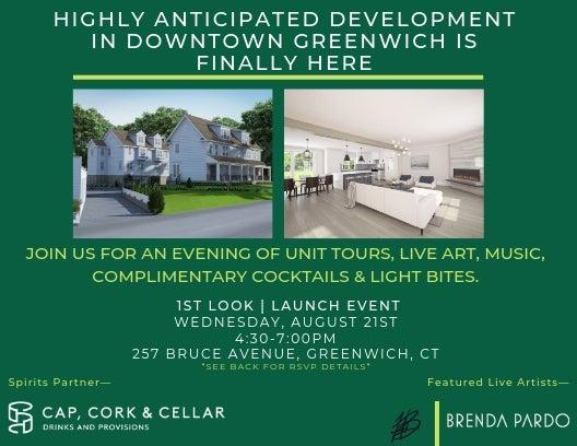 The Bruce Park Greens Launch Event | New Luxury Development