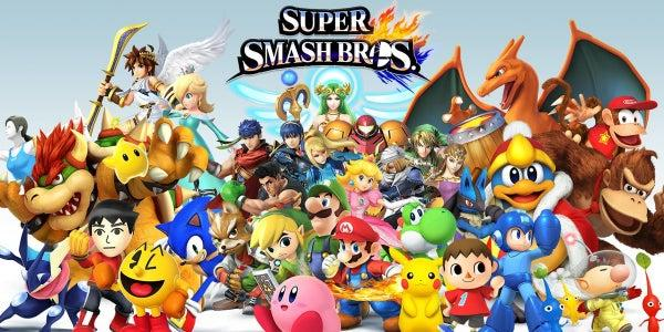 Super Smash. Bros Mondays!