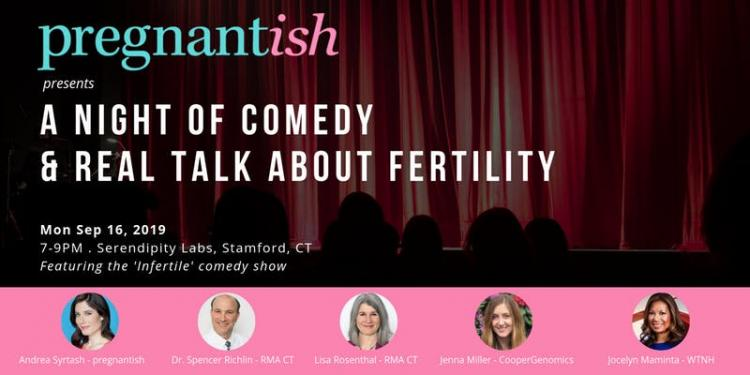 pregnantish Presents: A Night of Comedy and Real Talk About Fertility