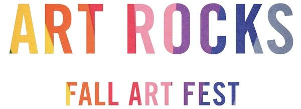 Art Rocks! Fall Art Fest