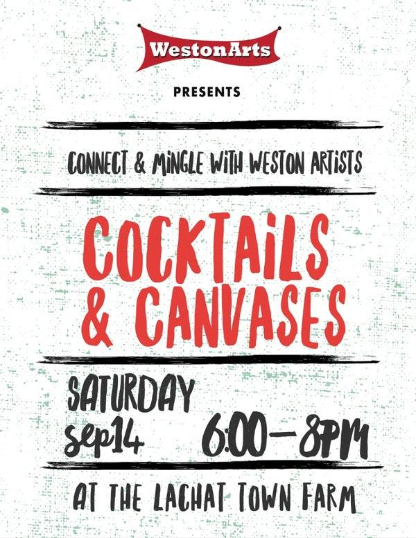 Cocktail & Canvases